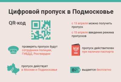 90% заявок на пропуска по СМС в Москве оказались оформлены неверно